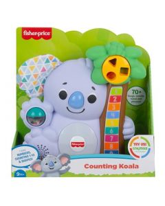 MATTEL Fisher Price Linkimals Tellende Koala Nl