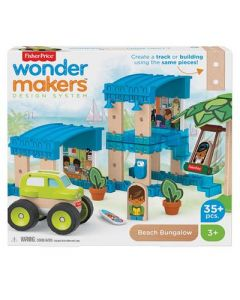 MATTEL Fisher Price Wonder Makers Huis