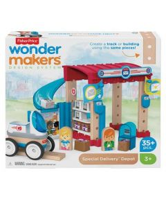 MATTEL Fisher Price Wonder Makers Postkantoor