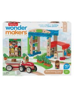 MATTEL Fisher Price Wonder Makers Stad