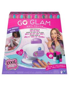 SPINMASTER Cool Maker Go Glam Nails Salon 2 In 1