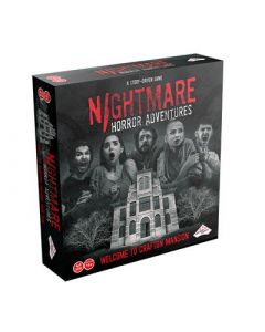 IDENTITY G Spel Nightmare Horror Adventures