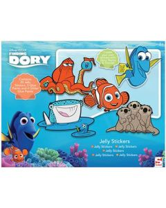 Jelly Sticker Finding Dory