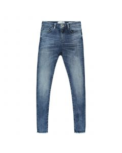 CA5871 Cars women  LARYS STR.DENIM DARK USED